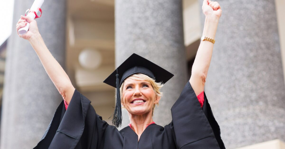 5 Reasons Why It U0026 39 S Never Too Late To Get A Degree
