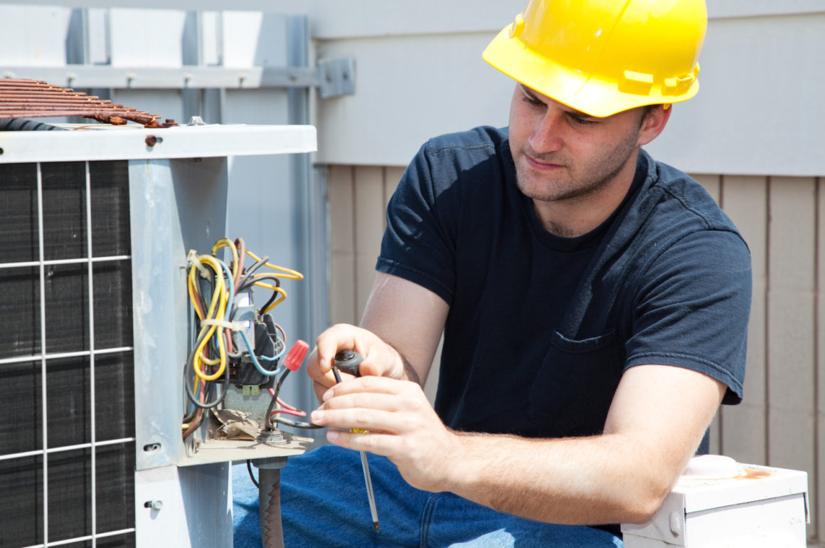 HVAC Repair Technicians are in High Demand, Here's How to Get the Training You Need