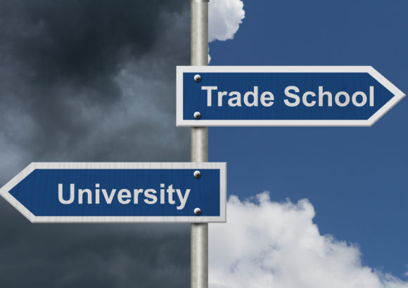 Are You Considering Attending a Trade School?