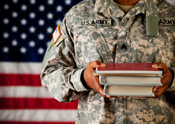 How to Take Advantage of Your Military Education Benefits