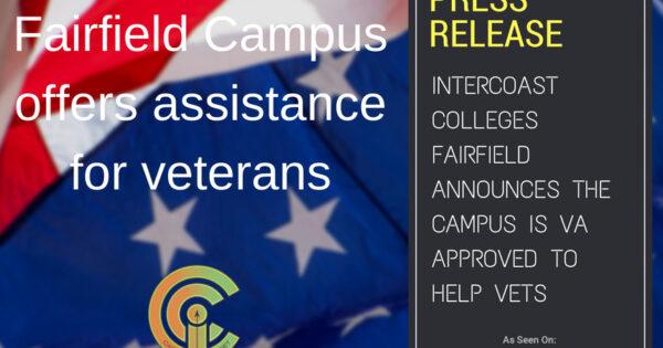 Fairfield VA Approved Schools