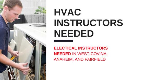 HVAC Instructor Job