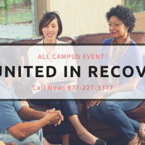 Celebrate Recovery! All Campus Event