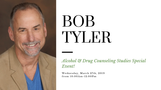 Alcohol & Drug Counseling Studies Special Event
