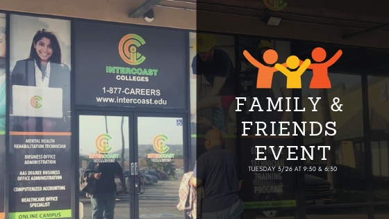 ICC family events