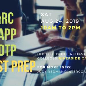 IC&RC – CCAPP and CADTP Test Prep