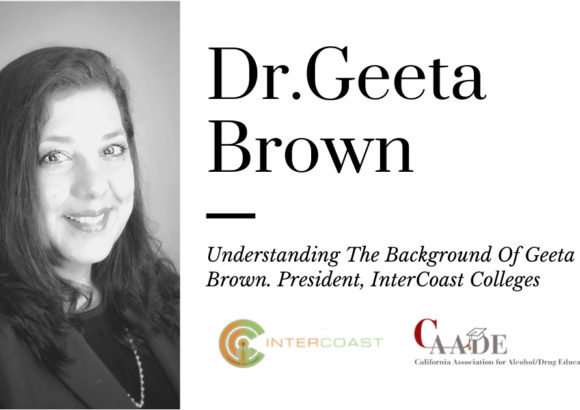Geeta Brown Interview By CAADE